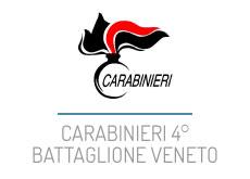 Carabinieri 4° battaglione Veneto