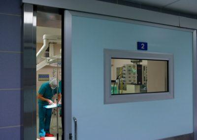 Intervento chirurgico in Sala Operatoria12