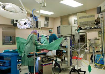 Intervento chirurgico in Sala Operatoria2