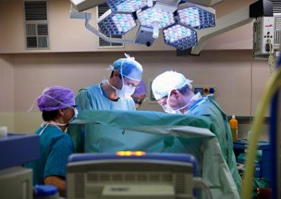 Intervento chirurgico in Sala Operatoria3
