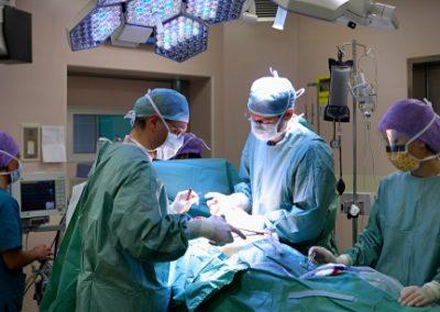 Intervento chirurgico in Sala Operatoria4