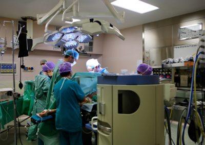 Intervento chirurgico in Sala Operatoria7