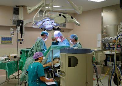 Intervento chirurgico in Sala Operatoria9