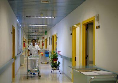 Corridioio di reparto
