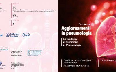 Aggiornamenti in pneumologia – La medicina di precisione in pneumologia